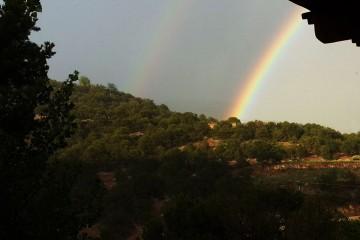 Arc-en-ciel à Santa Fe - Photo Kantoken