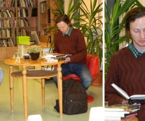 Rencontre bibliothèque Kärdla
