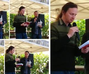 Mehis Heinsaar & Antoine Chalvin à Die le 27 septembre 2015