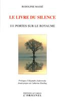 Couverture du Livre du silence de Rodolphe Massé