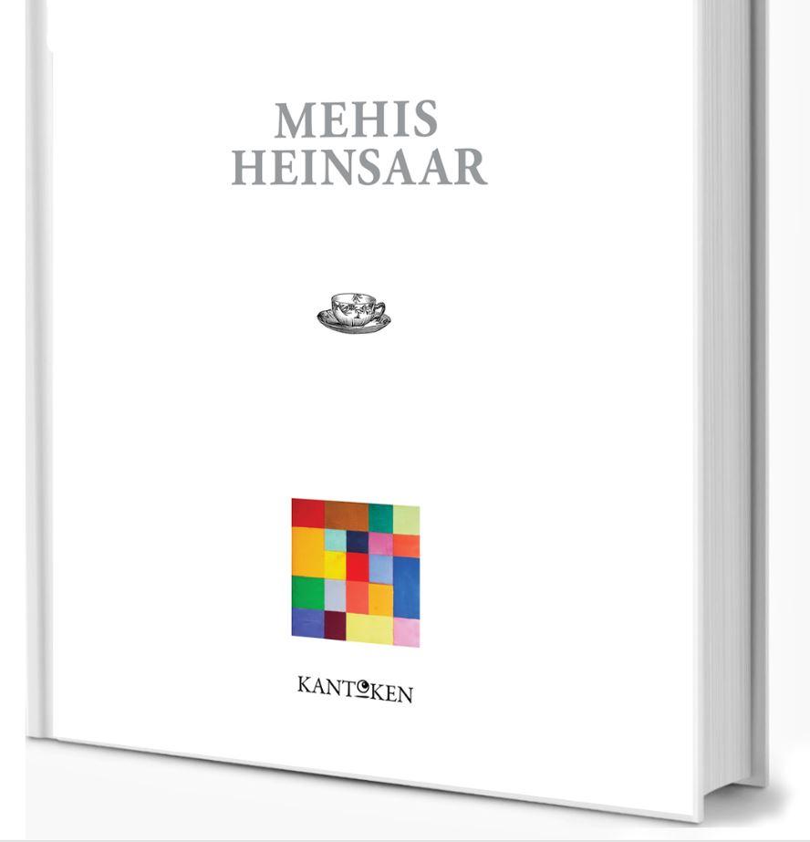 Détail de couverture Mehis Heinsaar Kantoken - Tableau de Georges Meurant