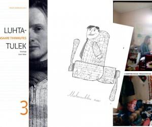 Couverture Luhtatulek + illustrations
