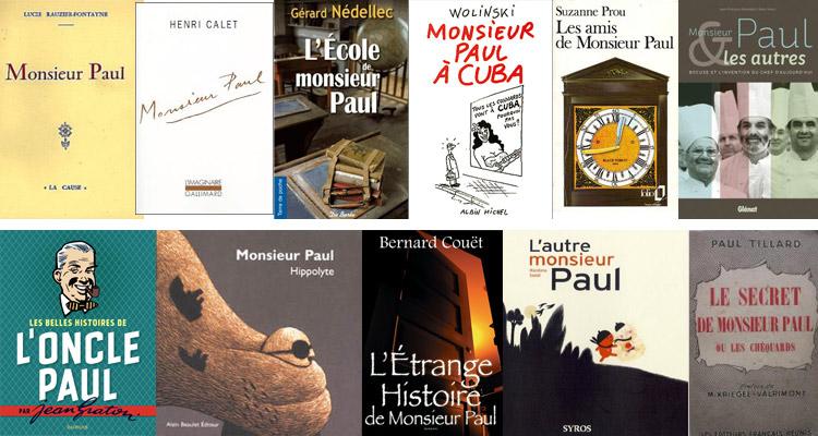 Les Monsieur Paul dans la littérature francophone