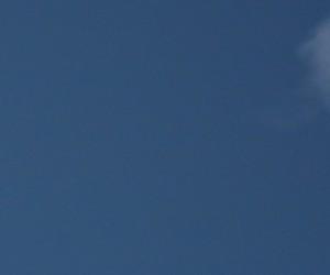 Nuage lunaire à Santa Fe - Photo Kantoken