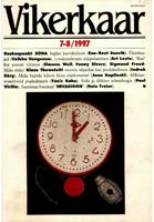 Couverture Vikerkaar 7/8 de 1997