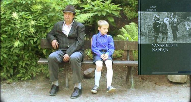 """Couverture et extrait du film """"Le voleur de vieillards"""""""